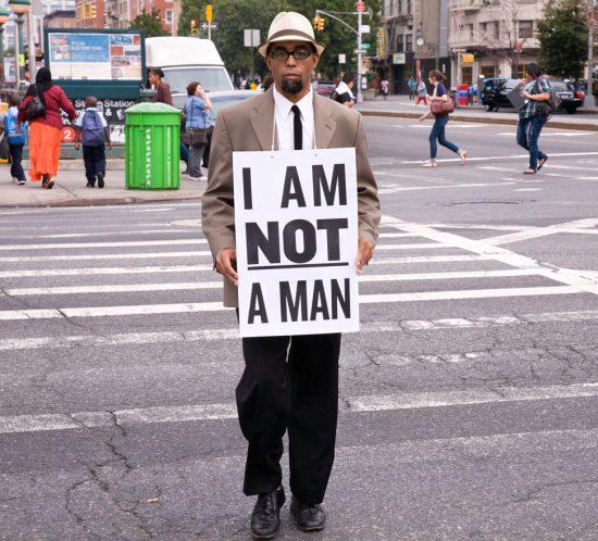 I Am Not a Man