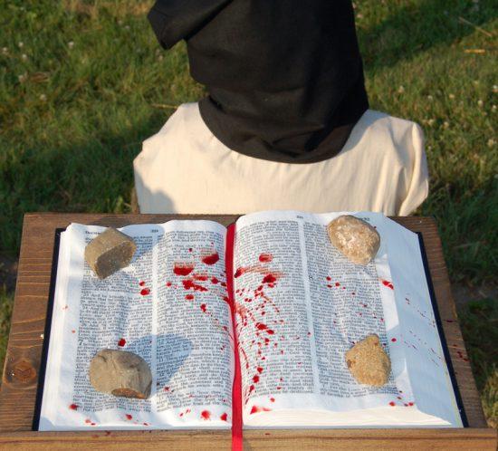 Literal Biblical Horror