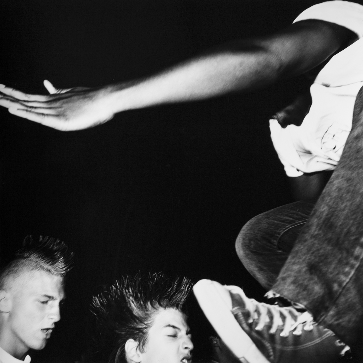 Stage Dive 1