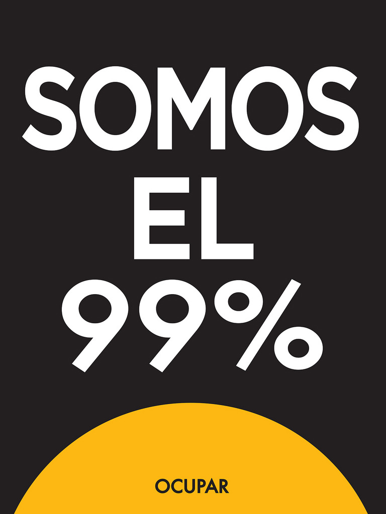 We are the 99%, Spanish