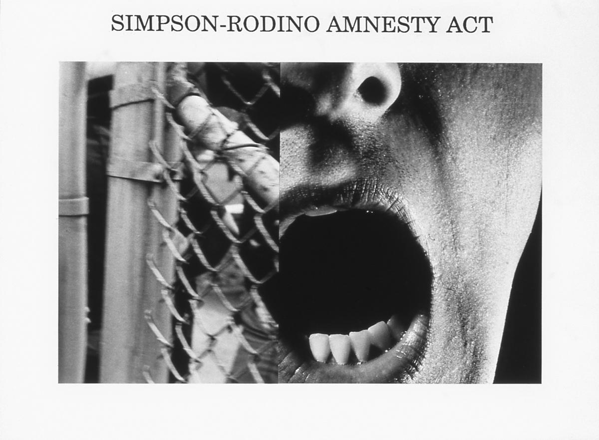 Simpson Rodino Amnesty Act